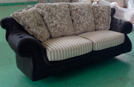 Комплект Kiara трехместный диван и два кресла