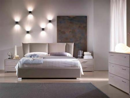 Ліжко Magic 180x200, екошкіра bloom fango 214, з підйомним механізмом