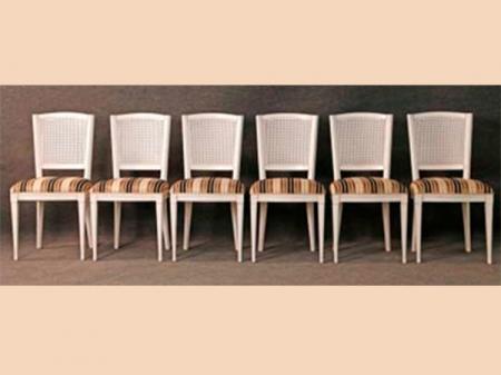 Набор стульев Art 01.28 для столовой, 6 штук
