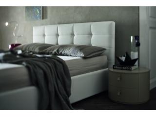 Кровать Quadro экокожа