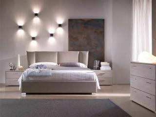 Кровать Magic 180x200, экокожа bloom tortora 211, с подъемным механизмом