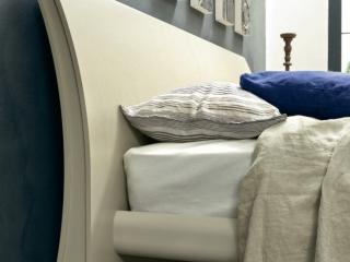 Кровать Orion 180x200, frassino белый