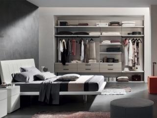 Кровать Sofia экокожа / ткань