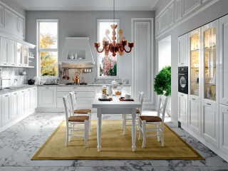 Кухня линейная 2700, Trevi