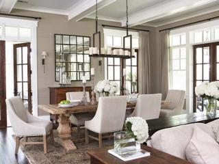 Подбор мебели для столовой