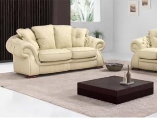 Комплект Nido трехместный диван для сна и два кресла