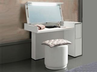 Столик туалетний Prestige Mini, frassino білий