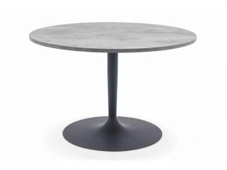 Стол PLANET 90, меламин beton grey
