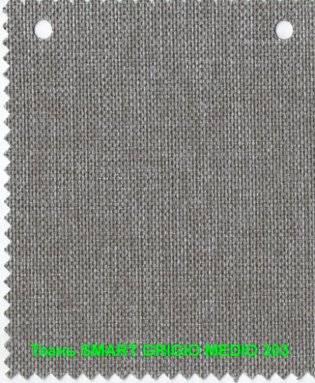 Ліжко Moon 180x200, тканина smart grigio medio 303, з підйомним механізмом