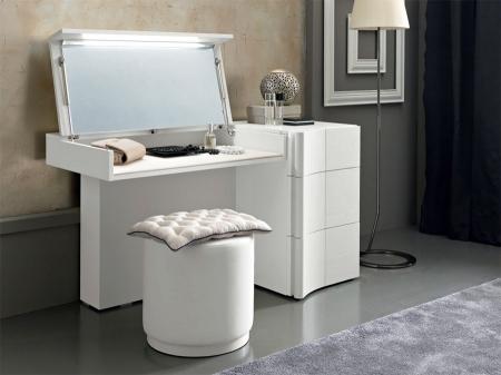 Столик туалетный Armonia, frassino белый