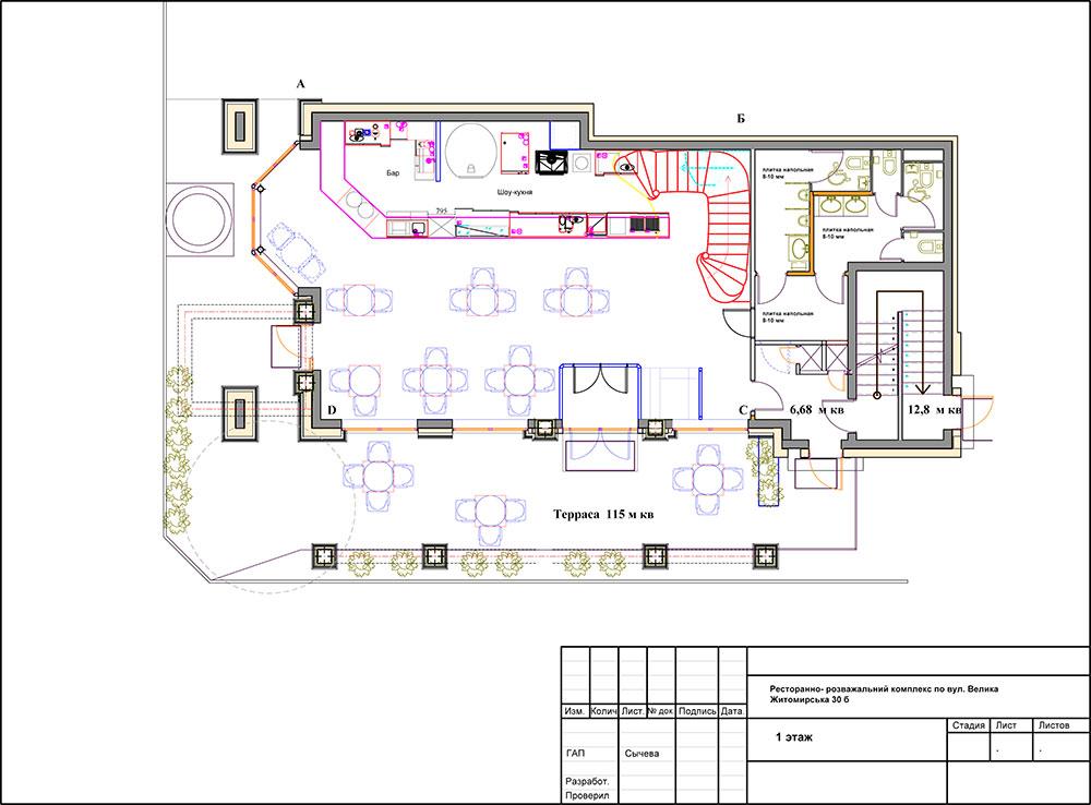 Проектирование торговых центров и комплексов из