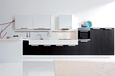 Лінійні кухні
