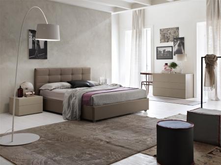 Ліжко Quadro екошкіра