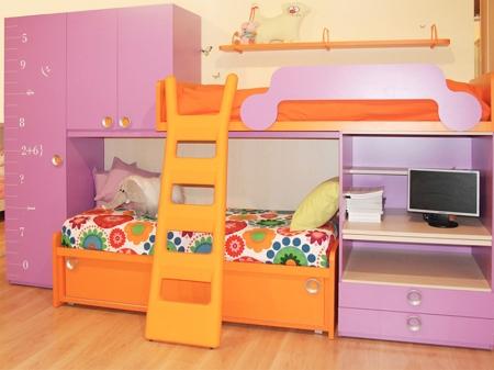 Детский гарнитур KLOU-04