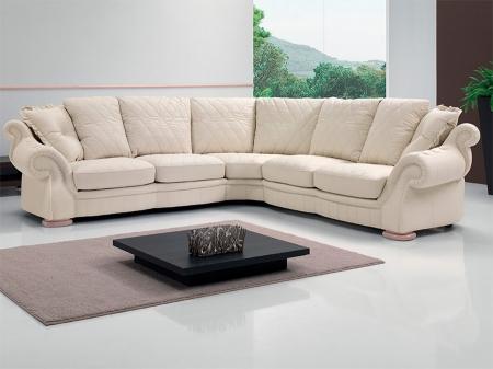 Угловой диван Kiara трехместный для сна