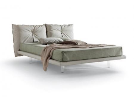 Кровать Betty экокожа / ткань