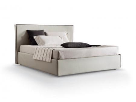 Кровать Ginger экокожа / ткань