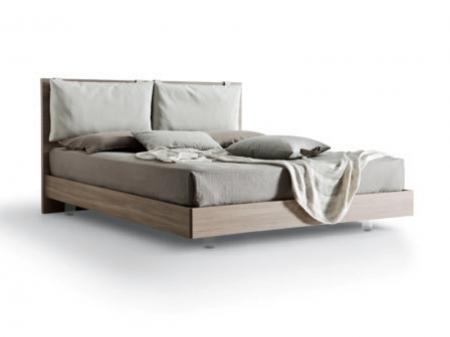 Ліжко Sky меламін / фрассіно / лак