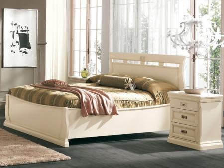 Ліжко Venere avorio 180x200