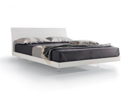 Кровать Viki меламин / фрассино
