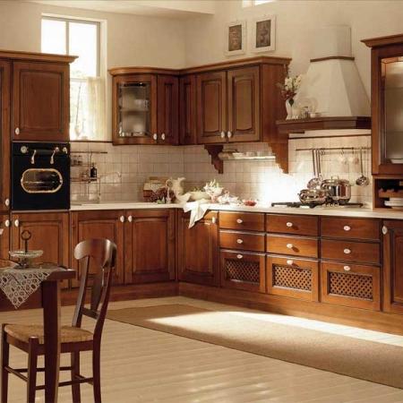 Кухня угловая 2585x2100, Taylor