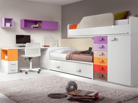 Підбір меблів для дитячої