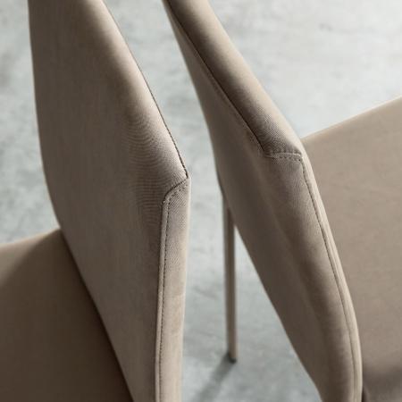 Стілець Gulia2, creta lucido, ткань creta