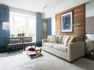 Дизайн проект однокімнатної квартири