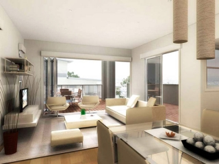 Дизайн проект двокімнатної квартири