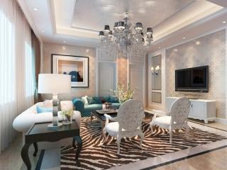 Дизайн проект трикімнатної квартири