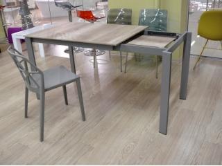 Стол раскладной EMINENCE 110 + 45, ламинат, VINTAGE