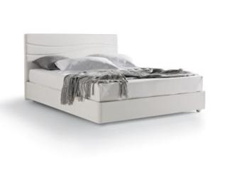 Кровать City меламин / фрассино / лак