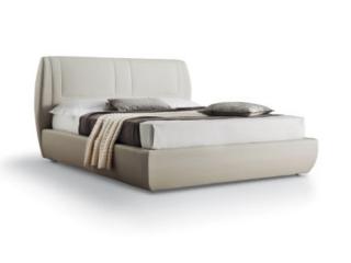 Ліжко Soft екошкіра / тканина