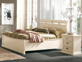 Ліжко Venere avorio 160x200