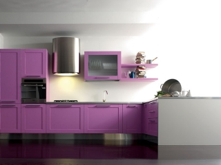 Кухня Licia