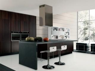 Кухня линейная 2700, Volare