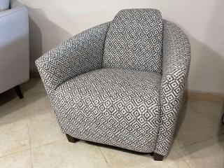 Крісло PABLO, тканина