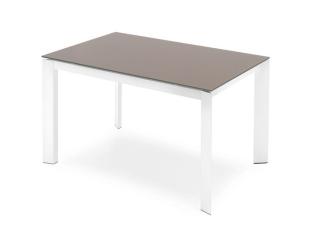 Стол раскладной BARON, стекло