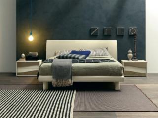 Ліжко Orion 160x200, frassino білий